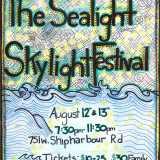 Poster SeaLight SkyLight 2016