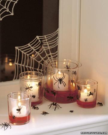 spooky halloween spiders Halloween, Martha Style