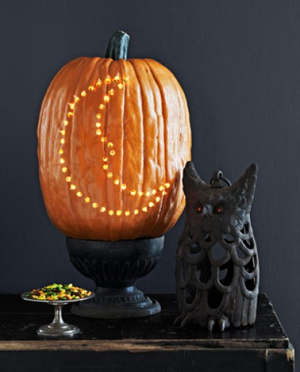 Crescent Moon Country Living Easy Peasy Ways to Decorate a Pumpkin