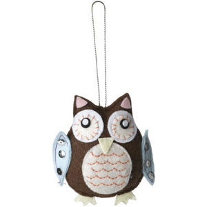 polyvores owl christmas tree decoration Hoot if You Love Owls