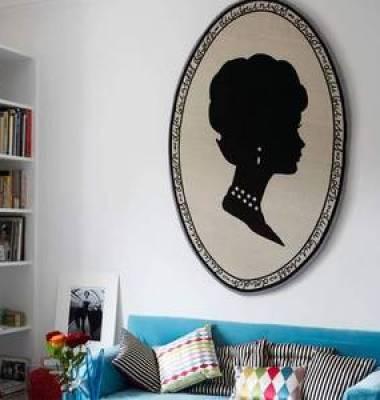 silhouette via underfundedheiress Silhouettes