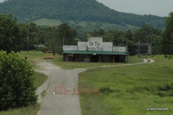 DSC 4246 Ghost Town:  Cave City, Kentucky