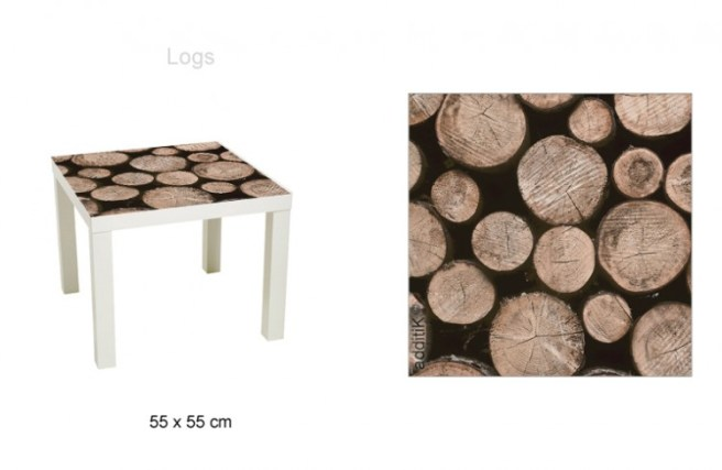 Mlack55x55 Gn logs How To Personalize IKEA Furniture   A Decorologist Tutorial for Additik Stickers