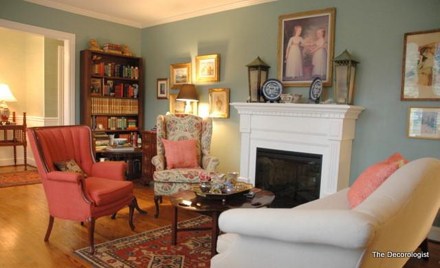 DSC 2525 Interior Design for a Nashville Living Room and a Few Designer Secrets for You!