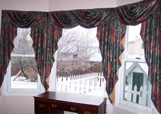 curtain via curtainss Nashville Interior Decorator Weighs In:  Whats Out in Design Trends