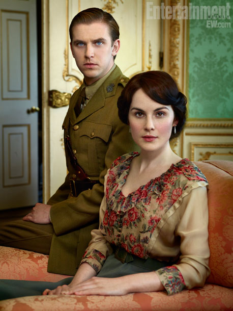 downton abbey by entertainment weekly For the Love of Gilt and Downton Abbey