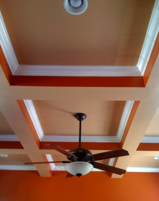 tray ceiling happyhomespainting net Nashville Interior Decorator Weighs In:  Whats Out in Design Trends