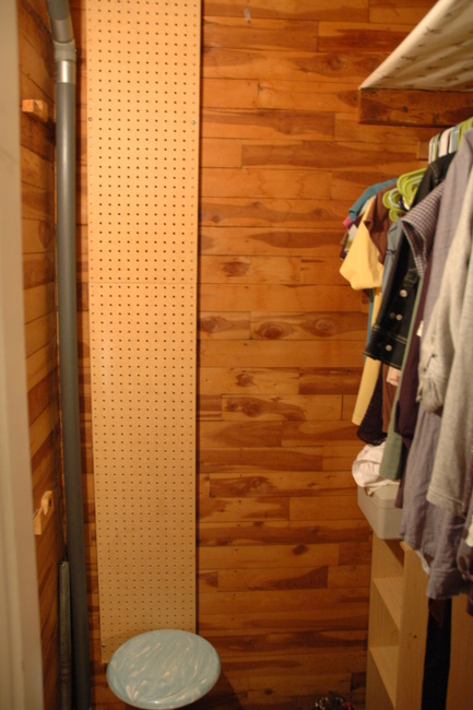 DSC 4192 New Ideas for a Crappy Cedar Closet