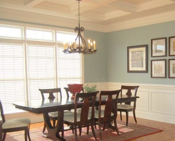 after dining room Your Drywall is Like Hamburger, But Your Trim is Like Steak