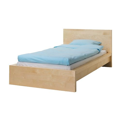 malm bed frame  36792 PE128048 S4 A Childs Room Design with IKEA & The Decorologist