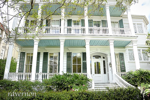blue porch ceilings Haint It Lovely?  Using Haint Blue on Exteriors