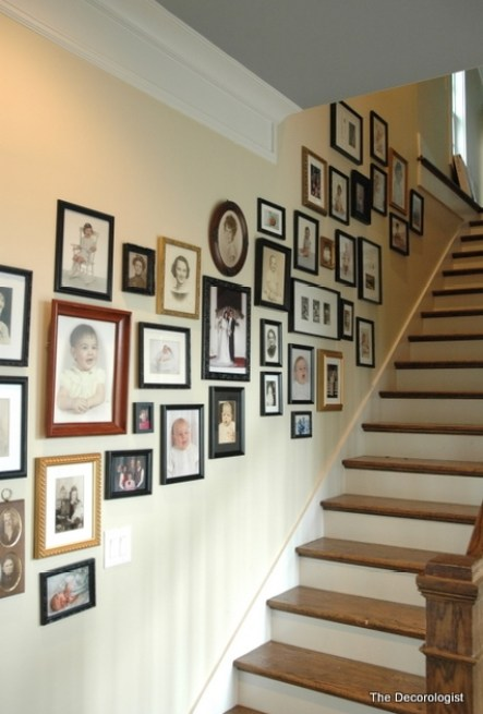 family wall stairs Stairways to Heaven