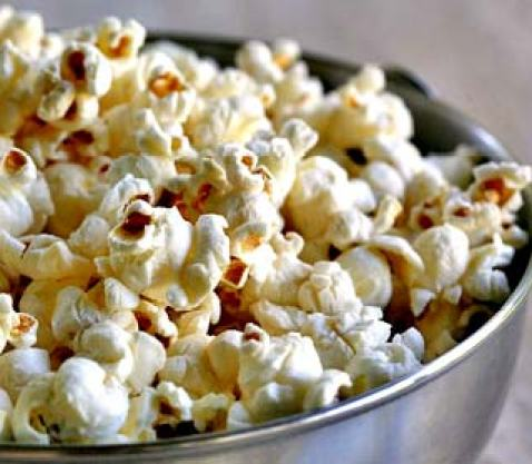 popcorn via simply recipes Solution for Popcorn Ceilings!