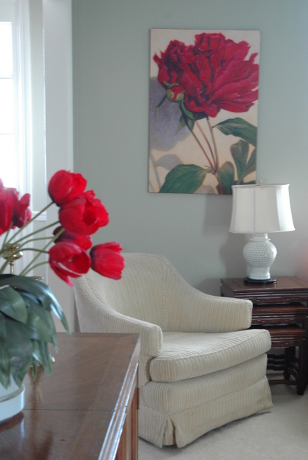 DSC 8957 How Paint & a Fresh Perspective Can Re Energize Your Tired Space