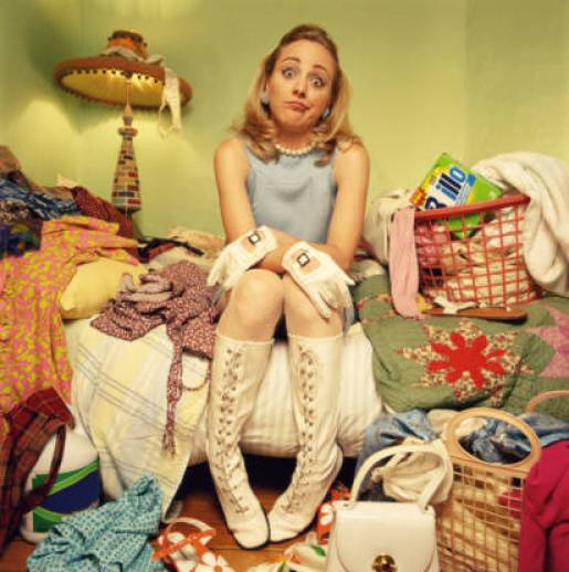 clutter The Post Christmas Home and the Epidemic of Domestic Bulimia