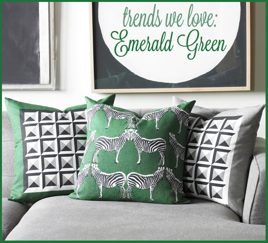 emeraldblog2 Pantones 2013 Color of the Year   Emerald