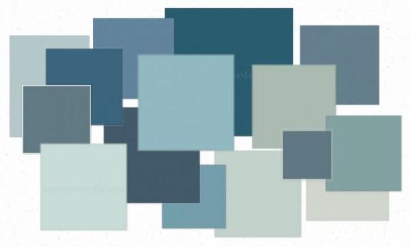 OB Blues in Color Palettes from 2012 600x361 Interior Color Palettes Are Not Created Equal