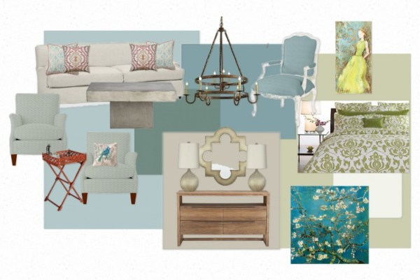 OB J Color Palette  600x401 Interior Color Palettes Are Not Created Equal
