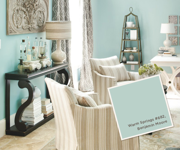 Warm Springs 682 Ballard Designs Favorite Paint Colors