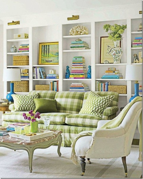 3d5498350cbbb392052edbb312818971 482x600 How to Style a Gorgeous Bookcase