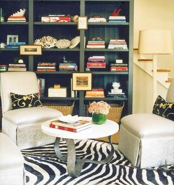 fab561fc1efee1e72600f9978c3f254a How to Style a Gorgeous Bookcase