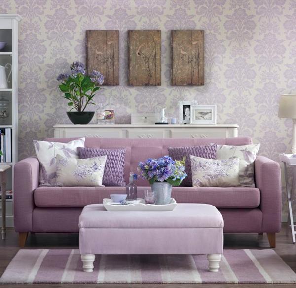28638 Lavender Living Room Top 10 Pantone 2014 Spring Colors