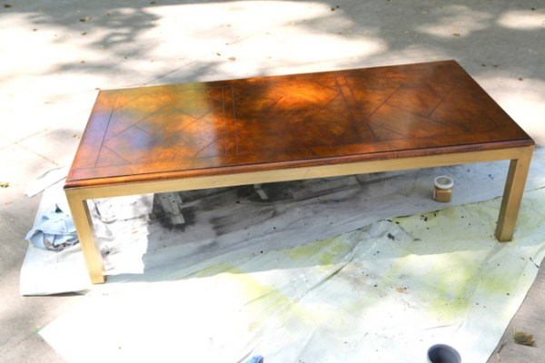 7O3A6731 600x400 To Paint or Not to Paint?  Allisons Coffee Table