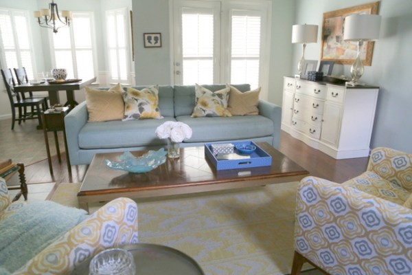 7O3A6955 600x400 Allisons Living Room & Kitchen Makeover   The Final Reveal