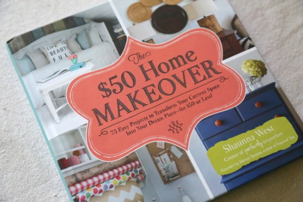 7O3A8016 600x400 The $50 Home Makeover   Book Giveaway