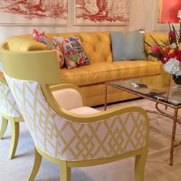 yellowsofa The New Neutral for Sofas