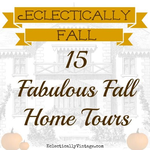 unnamed 2 I Go Kicking and Screaming   Eclectically Fall Home Tour