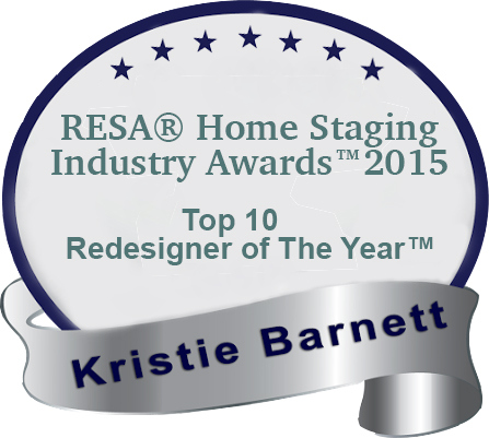 home staging redesign award