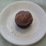 Vegan Triple Chocolate Cupcakes