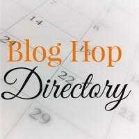 Blog Hops - Directory