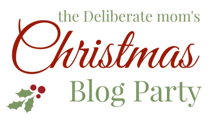 The Deliberate Mom's Christmas Blog Party