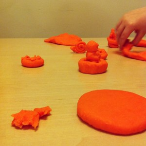 Every time I make play dough, I wonder why I…