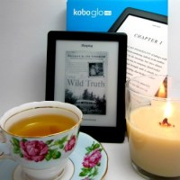 From Paper to Digital? My Kobo Glo HD + Giveaway #KoboGloHD