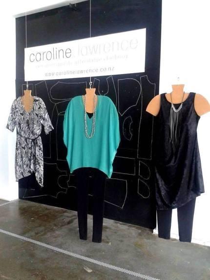 Caroline Lawrence Design Showcase