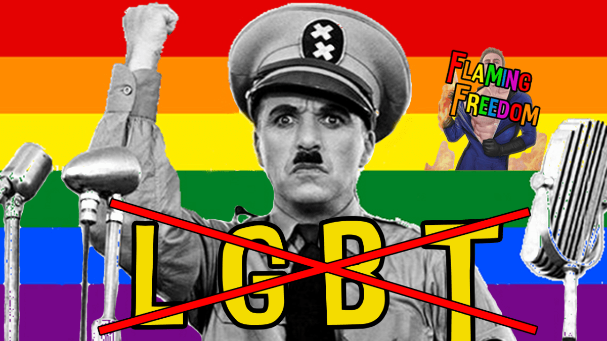 Drop the BLT from LGBT | Flaming Freedom