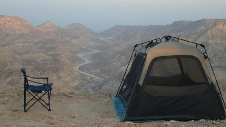 The Ultimate Omani Odyssey: Camping Amazing campspots between Adam and Salalah
