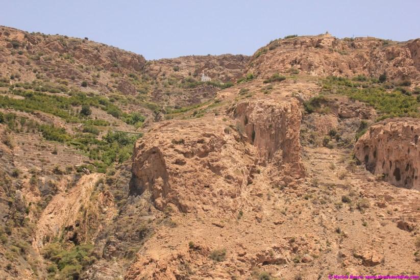 Jebel Akhdar in the Summer