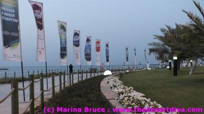 Mirfa promenade