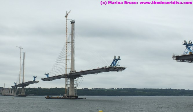 Getting there with the Queensferry Crossing