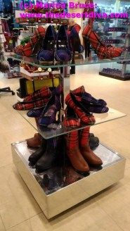 some pretty cool tartan shoes and boots