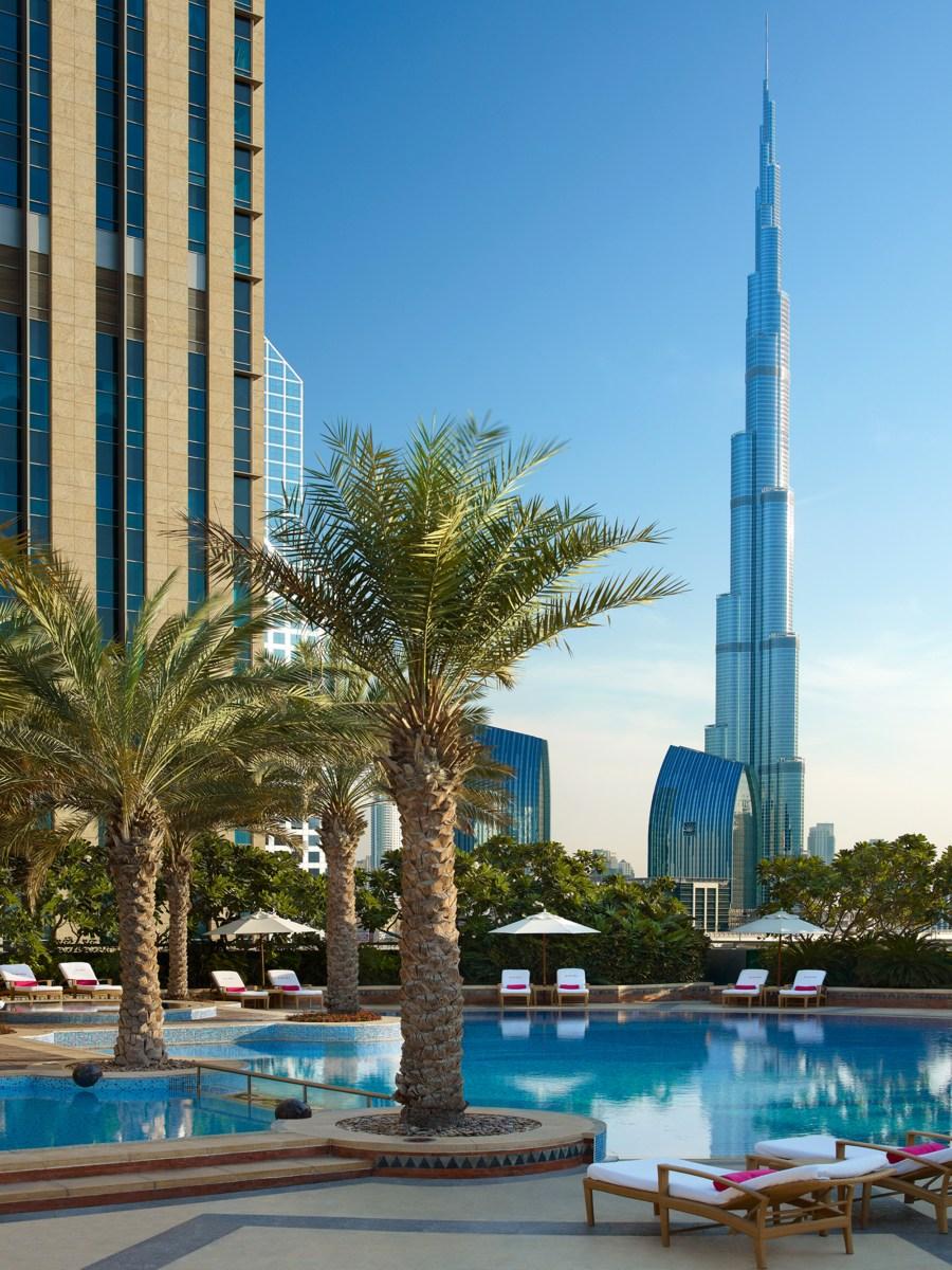 Hot Hotel: Shangri-La, Dubai | TheDesignAir