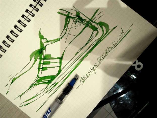 Snkeakers-adidas-pilot-parallel-calligraphy-theDesignSketchbook