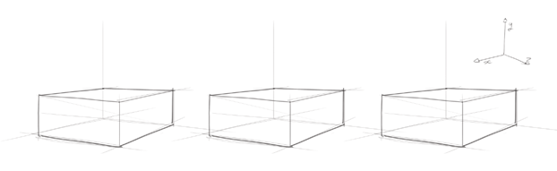 cast shadow-design sketching