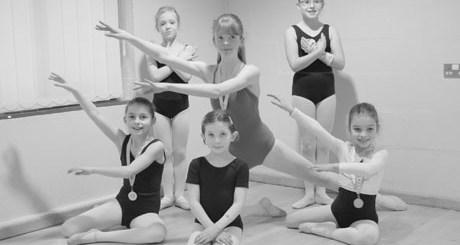 Marisa Wood School of Dance,