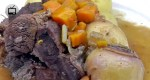 Shin of Longhorn beef