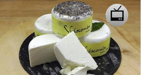 Vulcombe goats cheese video